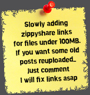 Slowly adding zippyshare links for files under 100MB, If you want some old posts reuploaded.. Just comment I will fix links asap
