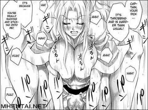 Want bleach doujin hentai that ass