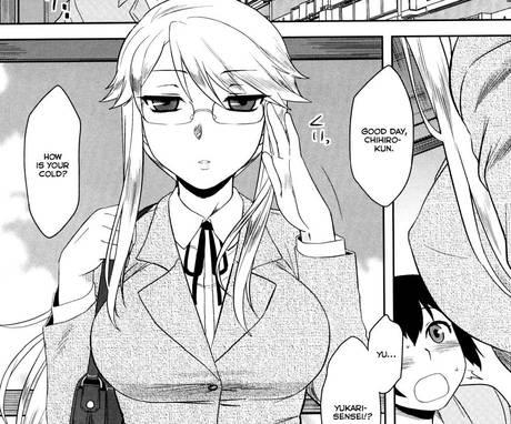Glasses Sensei Cant Stop