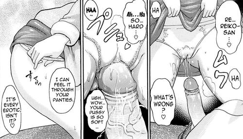 pussy slide cock on wet panties cameltoe hentai