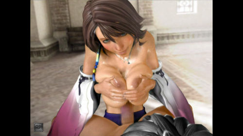 Yuna Titfuck hentai