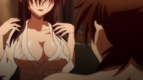 Akeno Boobs