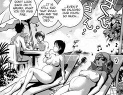Gundam Sayla Mass Pregnant Doujin