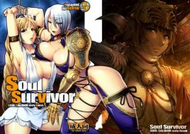 [Soul Calibur] Ivy Valentine & Sophitia (Doujin)