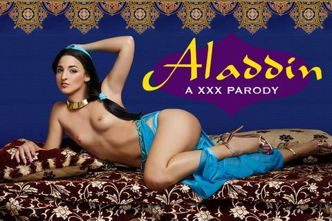 Aladdin XXX Parody