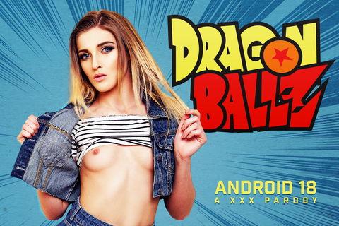 Android 18 XXX Parody (Dragon Ball Z)