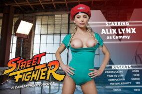 Street Fighter: Cammy XXX Parody