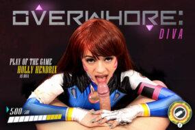 Overwhore D.va (VR Porn)