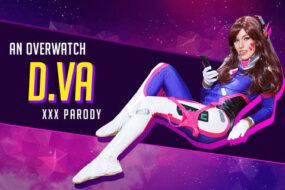D.Va XXX Parody (Overwatch)