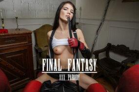 Final Fantasy Porn Parody (Tifa)