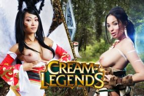League of Legends Porn Parody