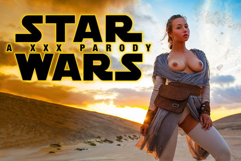 Star Wars XXX Parody