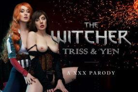 Yennefer & Triss XXX Parody (The Witcher)