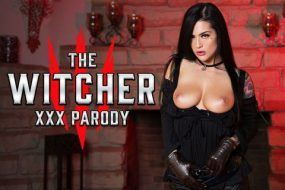 The Witcher XXX Parody