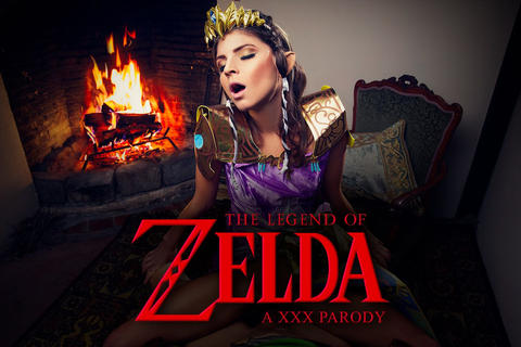 The Legend of Zelda Porn Parody